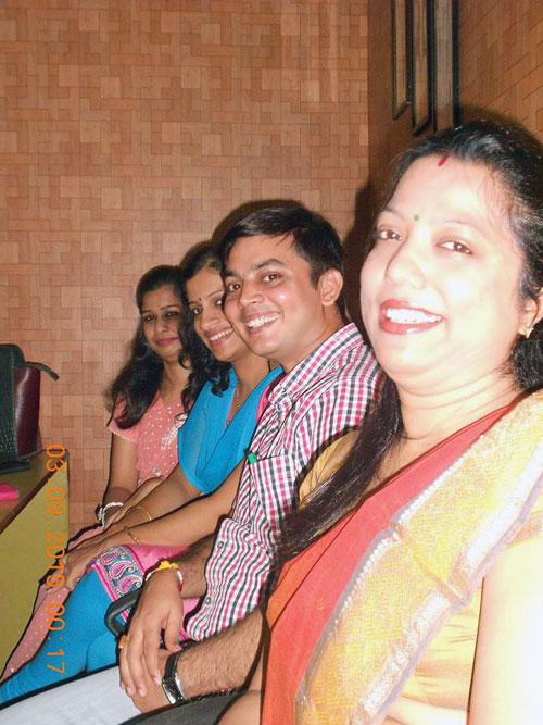 Celebrations at IPGI