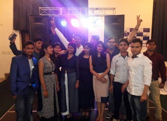 Placement & Farewell Party
